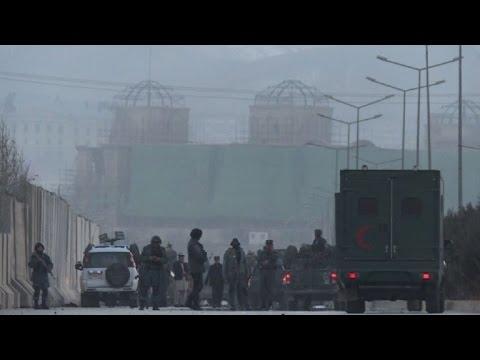 Al menos 37 muertos y 80 heridos en doble atentado en Kabul