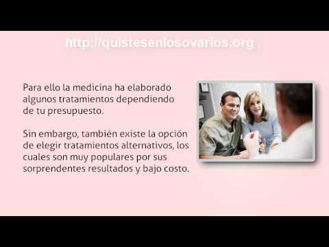 ¿Como quedar embarazada con Ovarios Poliquisticos?