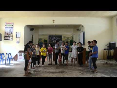 Lagu Wishing Kristmas/Natal tiga bahasa - English, Melayu, Dusun Ganna Bingkor
