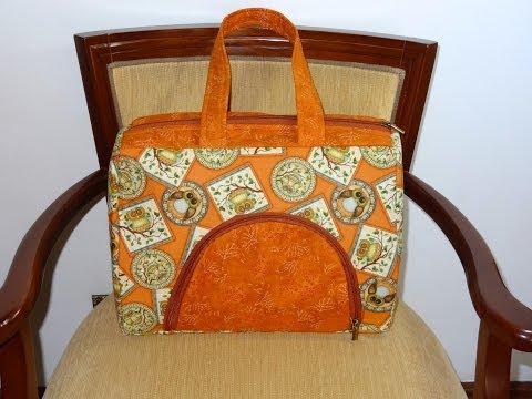 Patchwork Maria Adna - Bolsa em tecido Cindy - Bolsa em tecido (corujas) - Bolsa em tecido importado