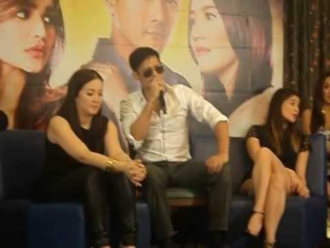 Kris Aquino, Anne Curtis and Robin Padilla on working their intimate scenes in Kailangan Ko'y Ikaw