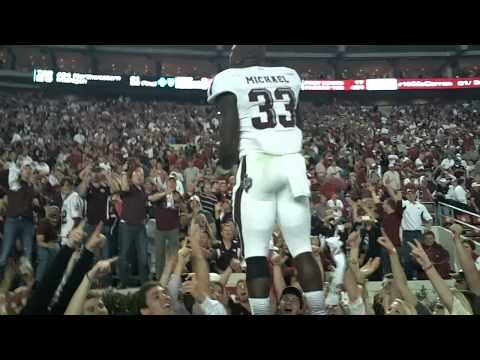 Aggies Celebration at Alabama