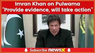 Pakistan PM Imran Khan threatened to India, says 'dialogue essential to defuse tension' - NEWSXLIVE