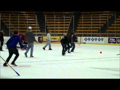 Spring 2013 SBMA Broomball