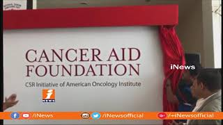 National Cancer Survivors Day 2018 In Hyderabad | iNews - INEWS