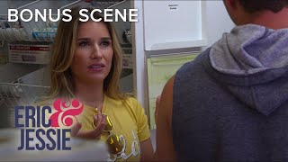 Jessie James Decker and Her Brother Go Paint Shopping | Eric & Jessie | E! - EENTERTAINMENT