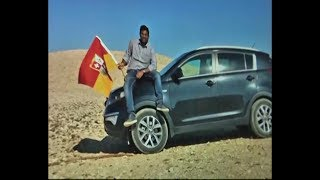 Indore's Suyash Dixit declares himself prince of no man's land between Egypt, Sudan - ABPNEWSTV
