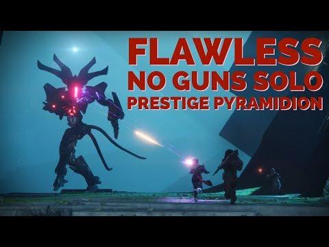 Flawless No Guns Solo Pyramidion Prestige Nightfall