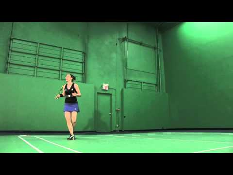 Badminton Smash Secrets - Training Series on The Power Smash