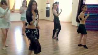 ,   -    | Belly dance Mira Zauya- Master class Shaaby in Israel