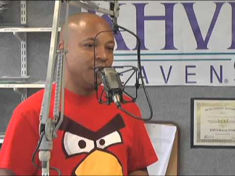 Pastor G.Craige Lewis Radio Interview on KHVN AM - TBHH8 Lords of Discord Live DVD Recording -