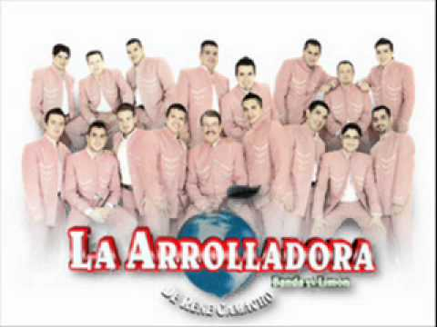 La Llamada De Mi Ex - La Arrolladora Banda El Limon ( Estreno Estudio 2011 )