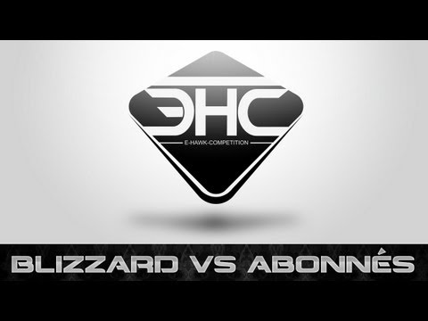 EHC | Showmatch PS3 #1 | Blizzard Clan vs Abonns | Hardpoint Hijacked
