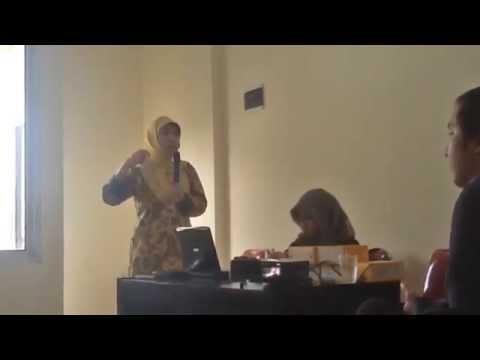 Ir. Lolly Amalia Abdullah M.Sc. - Sosialisasi Inkubator Bisnis @ Pusat Kreatif Digital Depok