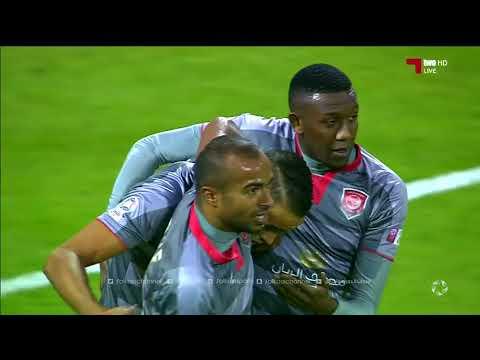 أهداف المباراة : الدحيل 6 - 0 قطر دوري نجوم QNB