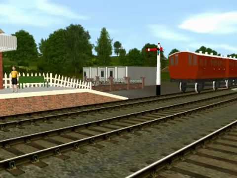 Thomas Trainz Remake - A Close Shave V2