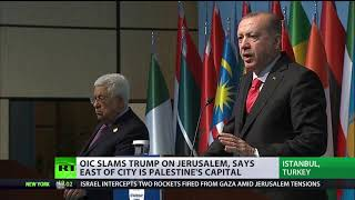Muslim leaders call for recognition of East Jerusalem as Palestinian capital - RUSSIATODAY