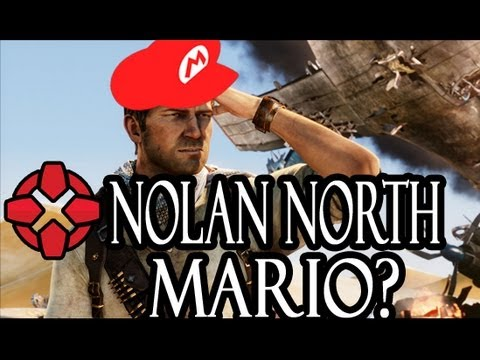 The Voice of Nathan Drake Impersonates Mario, Kratos & More