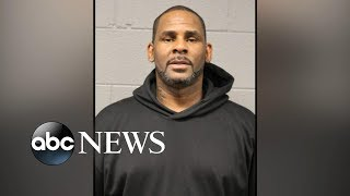 R. Kelly turns himself in to Chicago police after indictment - ABCNEWS