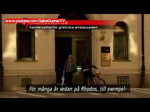 Grekisk diplomat uttalar sig kränkande om svenska kvinnor