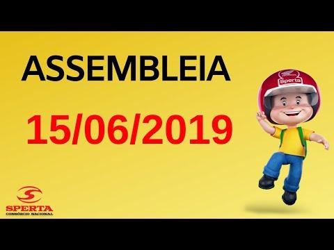 Sperta Consórcio - Assembleia - 15/06/2019