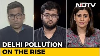 Delhi Caught Unprepared By Pollution Again? - NDTV