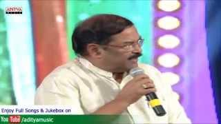 K S Ramarao Speech At Govindudu Andarivadele Audio Launch - ADITYAMUSIC