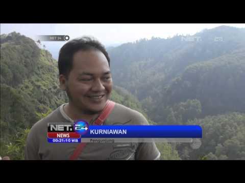 Pemandangan Tebing Keraton Bandung - NET24