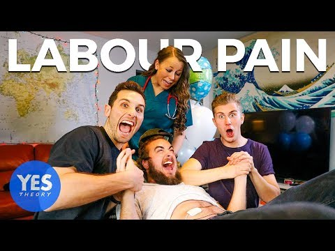 SAYING YES TO TRYING CHILDBIRTH PAIN - يوتيوبات