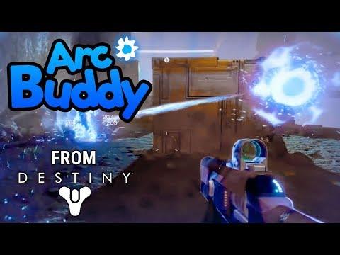Arc Buddy (commercial parody)