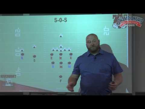 The Riverboat Defense: Blitzes, Stunts, and Pressures - Anthony Pratley