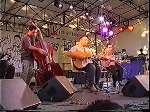 Bireli Lagrene (Gypsy Project) - Minor Swing (Samois 2002)