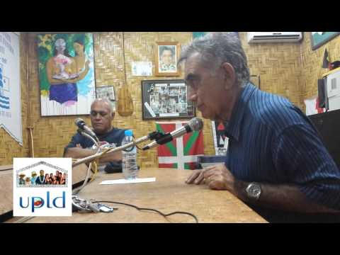 20131016   Radio Tefana   Oscar   part 1