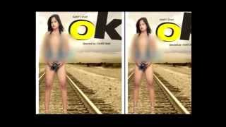 'Ok' movie actress naked look inspired by Aamir Khan's PK look! - EXCLUSIVE