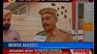 Amritsar Train Accident: Trains from Jodha Phatak are passing under high security - NEWSXLIVE