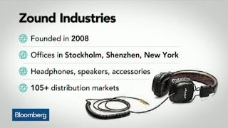 Apple, Skullcandy Face a Competitive Zound Industries - BLOOMBERG