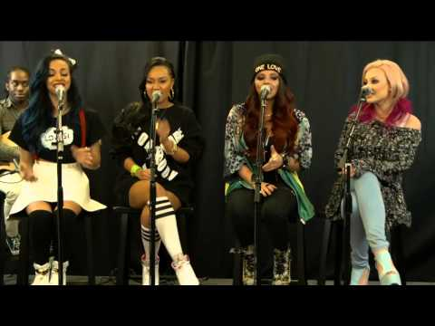 Little Mix - DNA - Kiss 108 FM (03/18/2013)