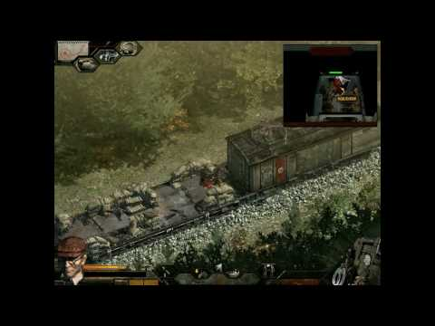 Commandos 3: Destination Berlin Walkthrough - Central Europe - Part IV.3