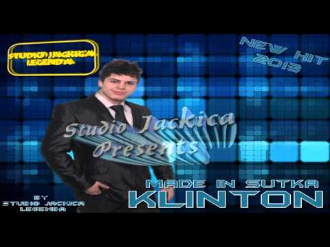 Klinton - Made In Sutka Macedonia - New Mega Hit 2013 by Studio Jackica Legenda