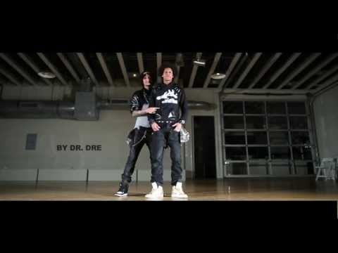 Les Twins  DR. DRE _ 2013 ) Director_ Shawn Welling AXI