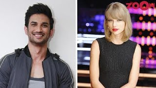 Sushant Singh Rajput Goes The Taylor Swift Way As He Takes A Big Social Media Move - ZOOMDEKHO