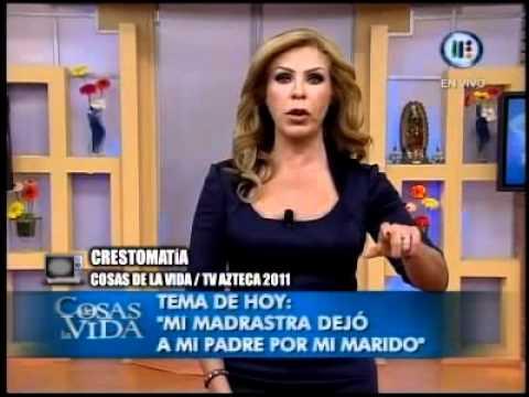 Álvaro Cueva habla de Rocío Sánchez Azuara y Laura Bozzo