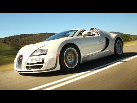 Bugatti Veyron Grand Sport Vitesse: Exclusive Development Drive! - Wide Open Throttle Episode 8