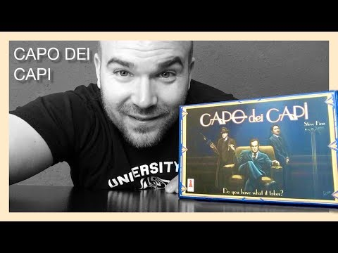 Capo dei Capi - 60 Second Review with Ben