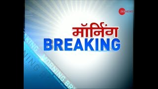 Morning Breaking: Army guns down Pakistani terrorist; massive cache of arms and ammunition recovered - ZEENEWS