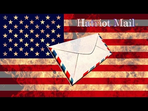 Hatriot Mail: Gay Is Treatable