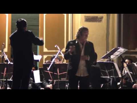 Santiago Erráez - Sinfónica del Municipio de Loja