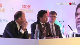 A Day in The Life of Sachin Tendulkar - CRICKETWORLDMEDIA