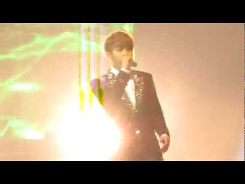 HD Yong Junhyung SHOCK ending Beautiful show indonesia