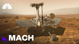 What We Learned From Opportunity's Grand Journey Across Mars | Mach | NBC News - NBCNEWS